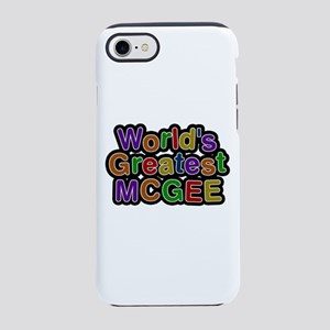 World's Greatest McGee iPhone 7 Tough Case