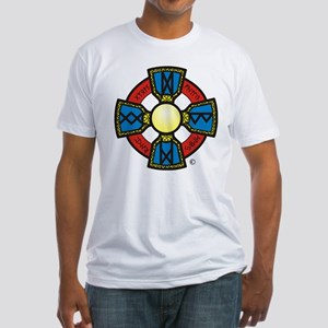 Sacred Well Fitted T-Shirt