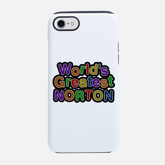 World's Greatest Norton iPhone 7 Tough Case