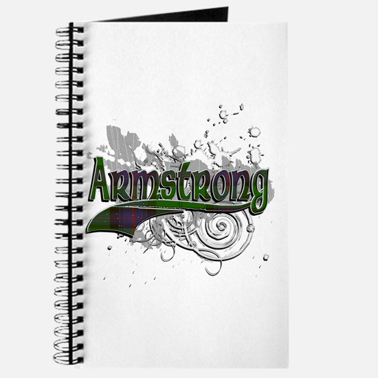 Armstrong Tartan Grunge Journal