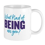 What Kind Of Being Are You? Mugs