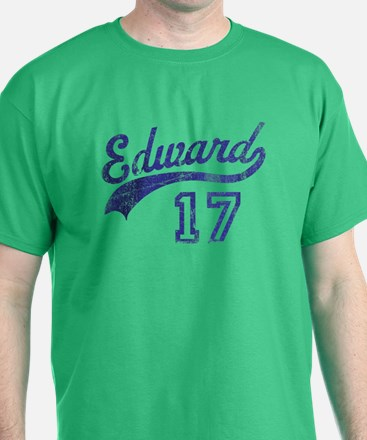 Edward Immortal Baseball T-Shirt