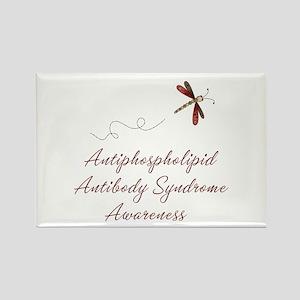 APS Awareness Rectangle Magnet