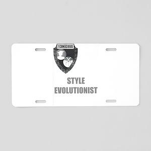 Style Aluminum License Plate