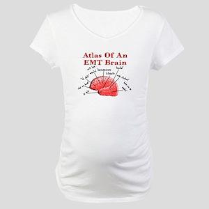 EMT/PARAMEDICS Maternity T-Shirt