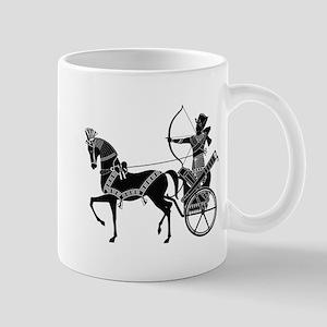 King & Warrior Mug