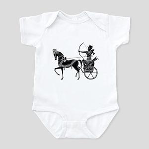 King & Warrior Infant Bodysuit