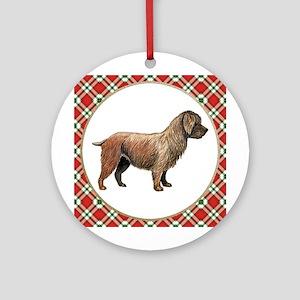 Glen of Imaal Terrier Ornament (Round)