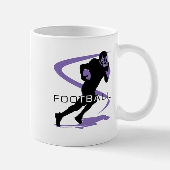 Cool Boys football Mug