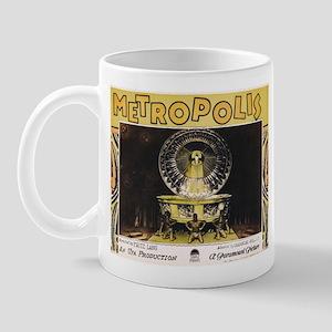$14.99 Metropolis 4 Mug