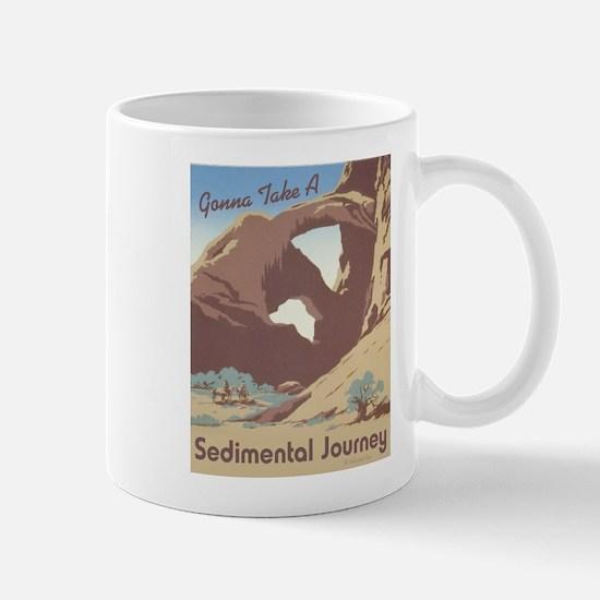 Sedimental Journey Mug