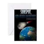 Sunspot and Rachetness Greeting Cards
