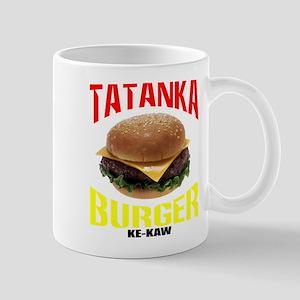 TATANKA BURGER Mug