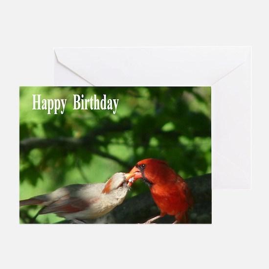 Birthday Cards Greeting Card