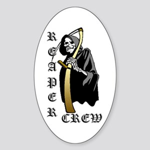 Reaper Crew Sticker (Oval)