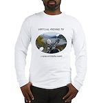 Handlebar view logo Long Sleeve T-Shirt