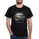Handlebar view logo Dark T-Shirt