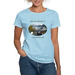 Handlebar view logo Women's Light T-Shirt
