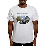 Handlebar view logo Light T-Shirt