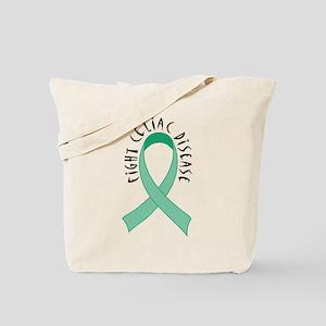 Fight Celiac Disease Tote Bag