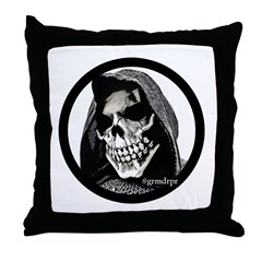 The Reaper Cushion(s) Throw Pillow