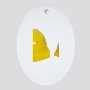 Family Business Ornament (Oval)
