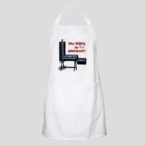 My BBQ is Smokin'! Apron