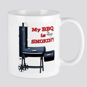 My BBQ is Smokin'! Mug