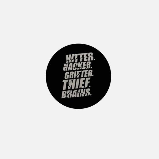Leverage Team Jobs Mini Button