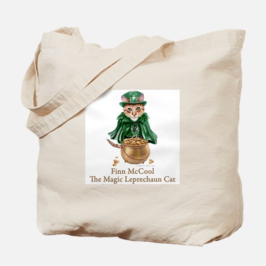 Finn McCool Tote Bag