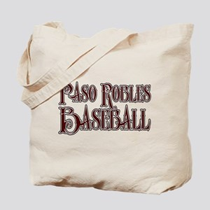 PASO ROBLES BASEBALL *15* Tote Bag