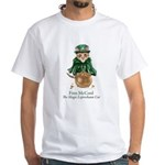 Finn McCool White T-Shirt