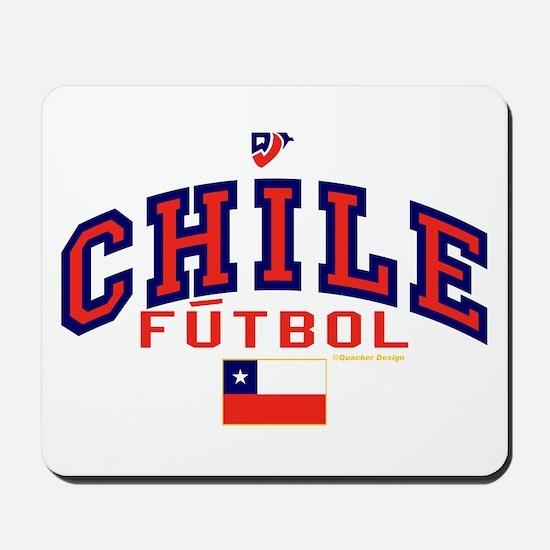 CL Chile Futbol Soccer Mousepad