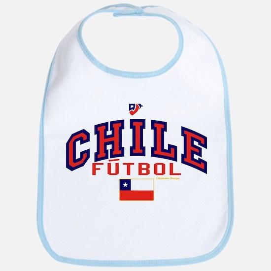 CL Chile Futbol Soccer Bib
