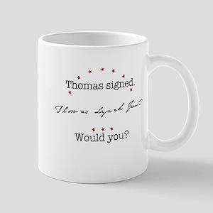 Thomas Lynch Jr. Mug