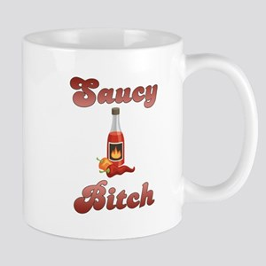 Saucy Bitch Mug