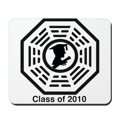 Dharma Initiative Class of 2010 Mousepad