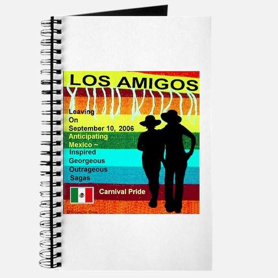 Los Amigos Carnival Pride Journal