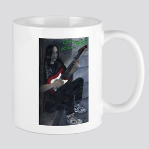 16smallnameGrungeStillRocks Mugs