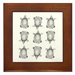 Softshell Framed Tile