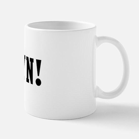 Go Robyn Mug