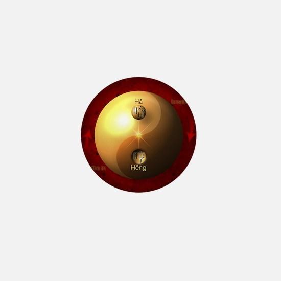 Tai Chi-HengHa Mini Button