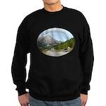 Motorcycle Touring in Canada Sweatshirt (dark)