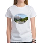 Motorcycle Touring in Canada Women's T-Shirt