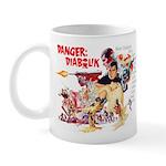 Danger: Diabolik! Mug