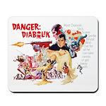 Danger: Diabolik! Mousepad