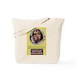 SuperDragon Tote Bag