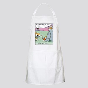 Early Tech Support BBQ Apron