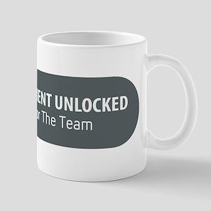 took one for the team Mug