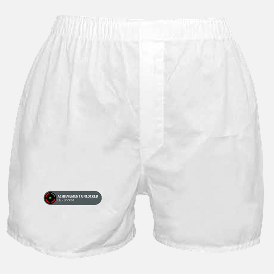 Bricked Boxer Shorts